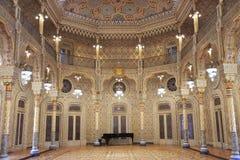 Giełda Papierów Wartościowych pałac wnętrze, Portugalia Zdjęcie Stock