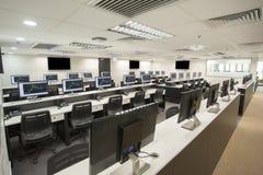 Giełdy Papierów Wartościowych biuro Zdjęcie Stock