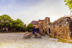 Giechburg Castle in Franconia, Germany Royalty Free Stock Photo