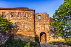 Giechburg Castle in Franconia, Germany Royalty Free Stock Photos