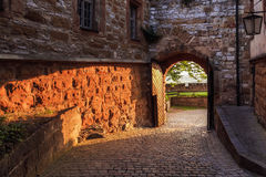 Giechburg Castle in Franconia, Germany Stock Images