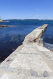 Giens Peninsula, Hyeres Royalty Free Stock Image