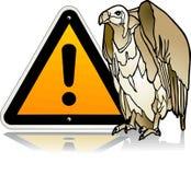 gier waarschuwing Vector Illustratie