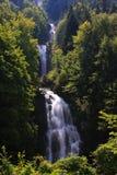 Giessbach Falls Royalty Free Stock Photos