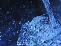 Gietend water Royalty-vrije Stock Fotografie
