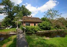 Giethoorn Stock Foto