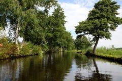 Giethoorn Fotografia de Stock Royalty Free