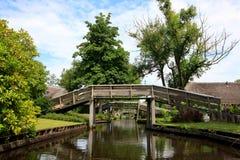 Giethoorn Fotografia de Stock