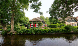 Giethoorn Imagens de Stock Royalty Free