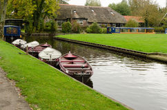 Giethoorn Stock Photos
