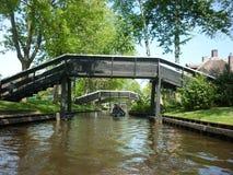 Giethoorn Stock Photo