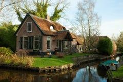 Giethoorn Stock Image