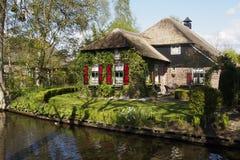 Giethoorn Holland Royalty Free Stock Photos