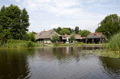 Giethoorn Royalty Free Stock Photography