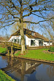 Giethoorn,Ijsselmeer,Netherlands Stock Photos