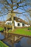 Giethoorn,Ijsselmeer,Netherlands Stock Photos