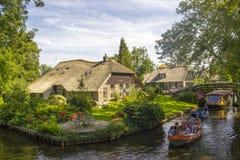 GIETHOORN, NETHERLANDS Stock Images