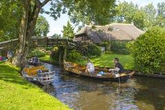 GIETHOORN, NETHERLANDS Royalty Free Stock Images