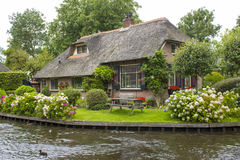 GIETHOORN, NETHERLANDS Royalty Free Stock Photo