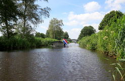 Giethoorn Royalty Free Stock Image