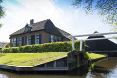 Giethoorn Royalty Free Stock Images