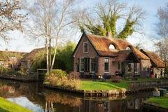 Giethoorn, Netherlands Stock Image