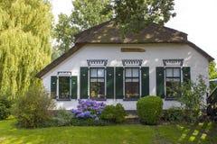 GIETHOORN, NETHERLANDS Royalty Free Stock Image
