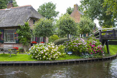 GIETHOORN, NETHERLANDS Royalty Free Stock Photography