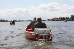 Giethoorn Venezia olandese Fotografia Stock