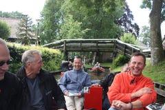 Giethoorn Venise néerlandaise Image stock