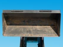 Gietlepel van het de bouwmechanisme Royalty-vrije Stock Fotografie