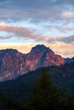 Giewont Mountain, Inspiring Mountains Landscape in summer Tatras Royalty Free Stock Photography