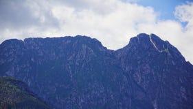 Giewont peak. In Tatras in Poland Stock Photo