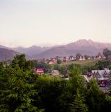 Giewont. Polish Tatra mountains. Royalty Free Stock Images