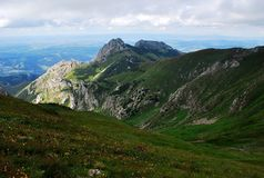 Giewont - Tatras Mountains Stock Image