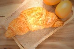 Giffel och ägg Arkivfoton