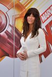 Giffoni Valle Piana, Sa, Italy - July 20, 2018 : Evangeline Lilly at Giffoni Film Festival 2018. On July 20, 2018 in Giffoni Valle Piana, Italy stock photos