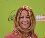 Lucia Fortini at Giffoni Film Festival 2017 Stock Photography