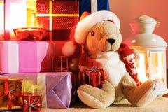 Gifs di Natale Fotografie Stock Libere da Diritti