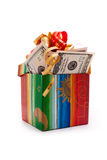 The gift Stock Photography