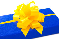 Gift. Royalty Free Stock Image
