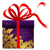 Gift. Stock Images