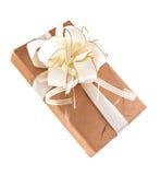Gift-3 Fotografia de Stock Royalty Free