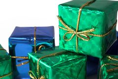 Gift #3 Stock Foto's