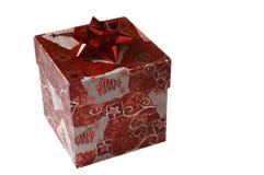 A gift. Box Stock Photo