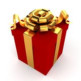 Gift. Soon holiday time to do gifts vector illustration