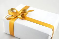Gift on Royalty Free Stock Photo