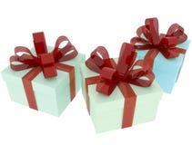 Gift Stock Afbeelding