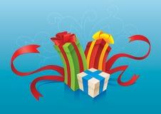 Gift vector illustratie