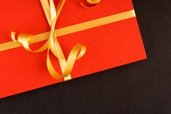 Gift abstract Royalty Free Stock Photo